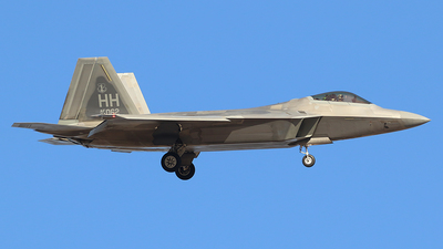 04-4062 - Lockheed Martin F-22A Raptor - United States - US Air Force (USAF)