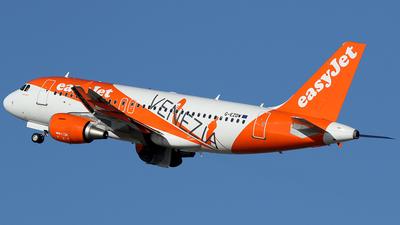 G-EZDW - Airbus A319-111 - easyJet