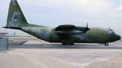 FAH-560 - Lockheed C-130A Hercules - Honduras - Air Force