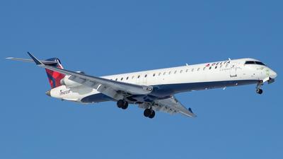 N813SK - Bombardier CRJ-900ER - Delta Connection (SkyWest Airlines)