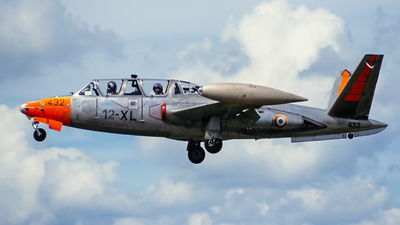 432 - Fouga CM-170 Magister - France - Air Force
