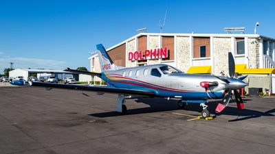 2-RIDE - Socata TBM-850 - Private