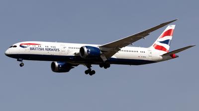 A picture of GZBKS - Boeing 7879 Dreamliner - British Airways - © Marco Wolf