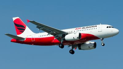 A picture of TCJLR - Airbus A319132 - [3142] - © Alp AKBOSTANCI