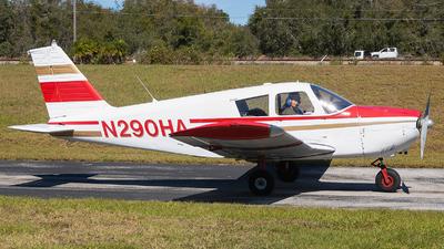 N290HA - Piper PA-28-180 Cherokee - Private