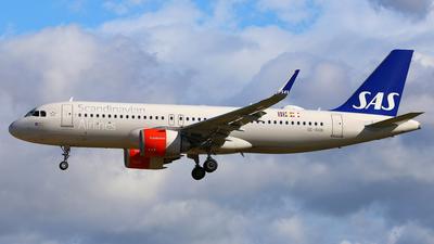 A picture of SERON - Airbus A320251N - SAS - © Daniel Klein