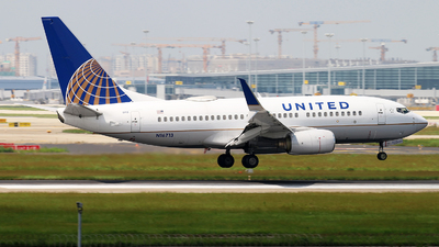 A picture of N16713 - Boeing 737724 - United Airlines - © cmqmc