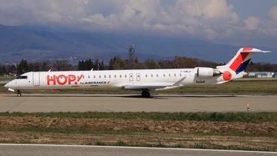 F-HMLH - Bombardier CRJ-1000 - HOP! for Air France