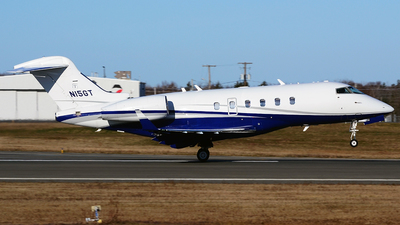 N15GT - Bombardier BD-100-1A10 Challenger 300 - Private