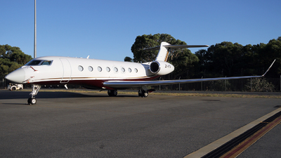 ZK-KFB - Gulfstream G650 - Private