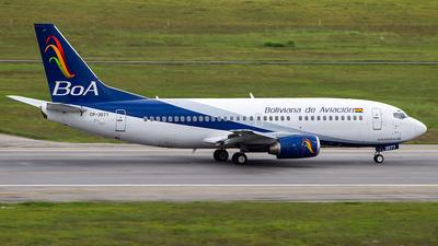 CP-3077 - Boeing 737-36N - Boliviana de Aviación (BoA)