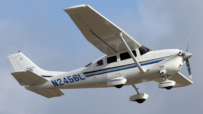 N2456L - Cessna 206H Stationair - Private