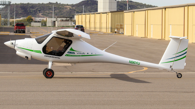 N96YU - Pipistrel Virus 912 - Private
