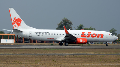 PK-LKH - Boeing 737-8GP - Lion Air