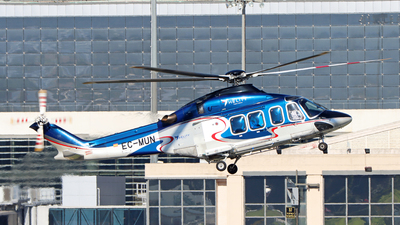 A picture of ECMUN - AgustaWestland AW139 - HELITY Copter Airlines - © Peter Kesternich