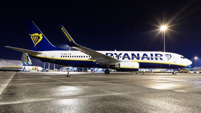 A picture of EIEMH - Boeing 7378AS - Ryanair - © Carlos Miguel Seabra