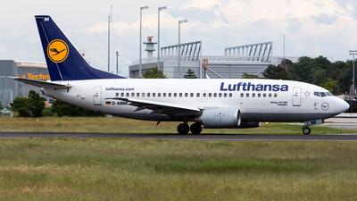 D-ABIM - Boeing 737-530 - Lufthansa