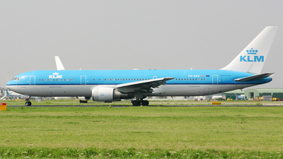 PH-BZK - Boeing 767-306(ER) - KLM Royal Dutch Airlines