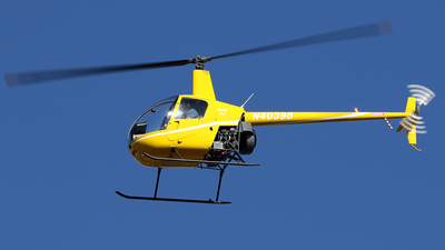 N40398 - Robinson R22 Beta - Private