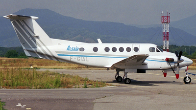 F-GIAL - Beechcraft 200 Super King Air - Alsair