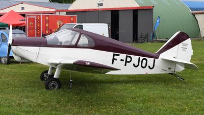 F-PJOJ - Gardan GY-201 MiniCab - Private