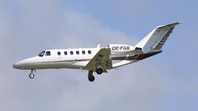 A picture of OEFGB - Cessna 525A CitationJet CJ2 - [525A0108] - © Robert Smith