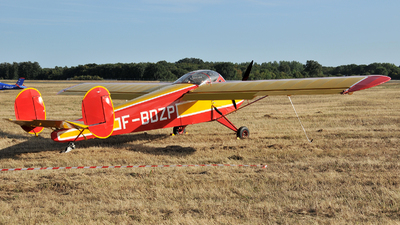 F-BDZP - Nord NC858S - Private