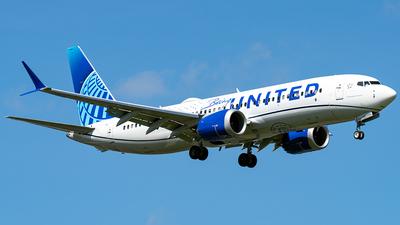 N27261 - Boeing 737-8 MAX - United Airlines