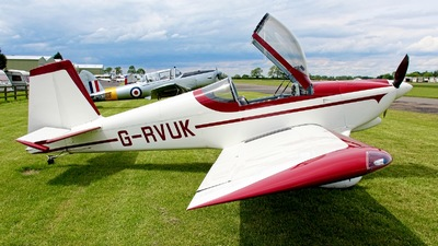 G-RVUK - Vans RV-7 - Private