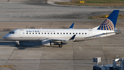 N88341 - Embraer 170-200LR - United Express (Mesa Airlines)
