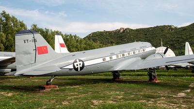 XT-115 - Lisunov Li-2 - CNAC - Zhejiang Airlines