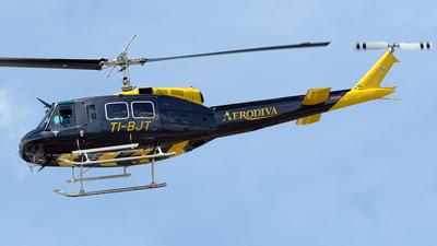 TI-BJT - Bell UH-1H Iroquois - Aerodiva
