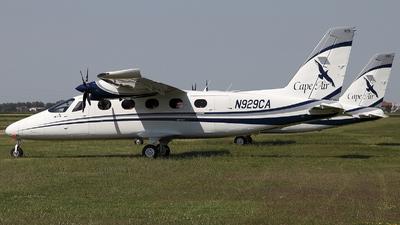 N929CA - Tecnam P2012 Traveller - Cape Air