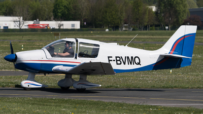 F-BVMQ - Robin DR400/140 Chevalier - Private