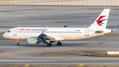 A picture of B1836 - Airbus A320214 - China Eastern Airlines - © Yan Shuai