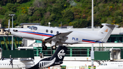 ZK-PLB - Pilatus PC-12/47 - Sounds Air