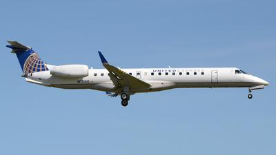 N11140 - Embraer ERJ-145XR - United Express (ExpressJet Airlines)