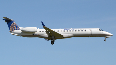 A picture of N11140 - Embraer ERJ145XR - [145732] - © DJ Reed - OPShots Photo Team