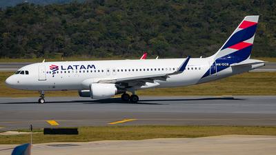 PR-OCB - Airbus A320-214 - LATAM Airlines