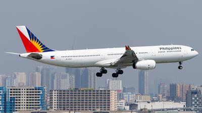 RP-C8782 - Airbus A330-343 - Philippine Airlines