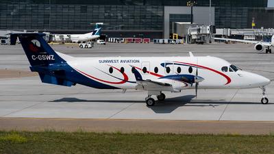 C-GSWZ - Beech 1900D - Sunwest Aviation