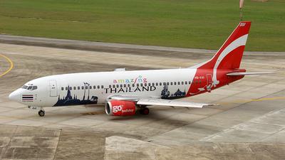 HS-AAI - Boeing 737-301 - Thai AirAsia