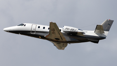 PH-BBJ - Cessna 560XL Citation XLS+ - Air Service Liège (ASL)