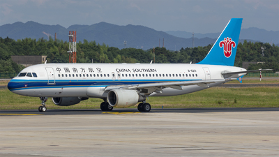 A picture of B6251 - Airbus A320214 - China Southern Airlines - © Eric Wang