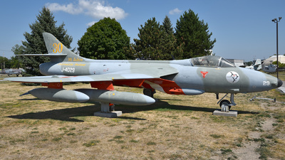 J-4029 - Hawker Hunter F.58 - Switzerland - Air Force