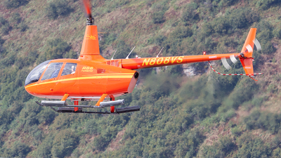 N808VS - Robinson R66 Turbine - VS Helicopters