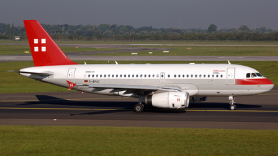 D-APAC - Airbus A319-132(LR) - PrivatAir