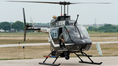 N79PD - Bell OH-58C Kiowa - Winthrop Harbor Police Department