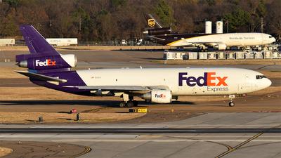 N318FE - McDonnell Douglas DC-10-30(F) - FedEx
