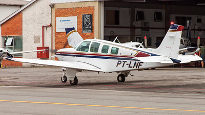 PT-LNF - Beechcraft A36 Bonanza - Private